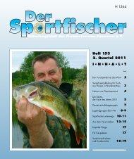 Sportfischer 153 - Fischereiverein Hannover eV