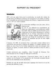 Rapport d'activité 2007 - Association Valaisanne des Entreprises de ...