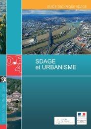 SDAGE et URBANISME - Agence de l'eau Rhône Méditerranée Corse