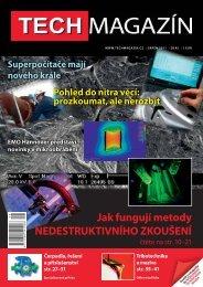 TM 08/2011 - TechMagazín