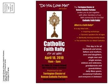 Catholic - St. Peter/St. Francis School