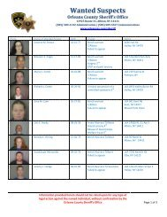 Warrants - Boyd County Sheriff