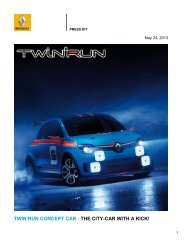 twin'run concept car - Renault Owners Club Forum