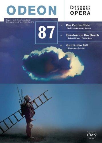 Odeon 87 - De Nederlandse Opera