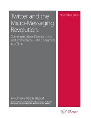 Twitter and the Micro-Messaging Revolution: