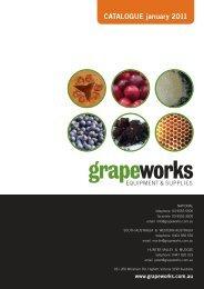 2011 PDF Grapeworks Catalogue