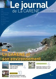 Carene MP Journal N°10 web:Carene MP Journal N - La Carène