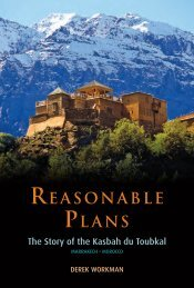 Reasonable Plans. The story of the Kasbah du Toubkal, a booklet