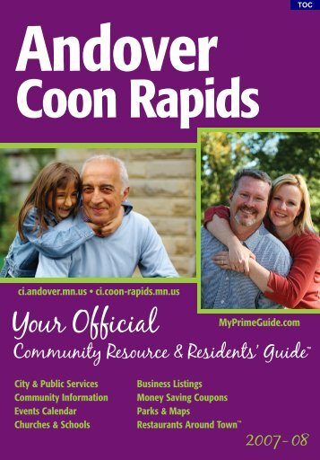 Coon Rapids - The Prime Guide