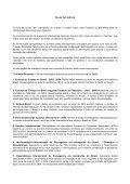 Anuário Estatístico 2005 - Ano Base 2004 - Dados e Fatos - Page 7