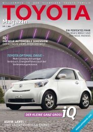iQ - Toyota Magazin