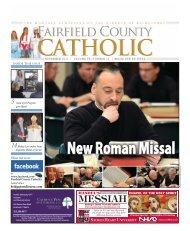 November 2011 - Diocese of Bridgeport