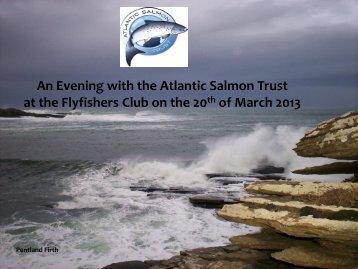 Read / Download - The Atlantic Salmon Trust