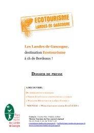 Les Landes de Gascogne, - Ecotourisme dans les Landes de ...