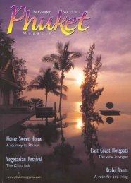 Phuket Magazine - Asia Island Homes