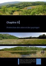 Paysages des zones humides - L'eau dans le bassin de Corse