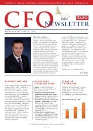 číslo 01/2010 - CFO Club