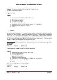 Zápis z 13.zasedání ze dne 14.3.2013 - Kobylnice