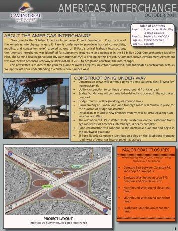 October 2011 Newsletter - CRRMA