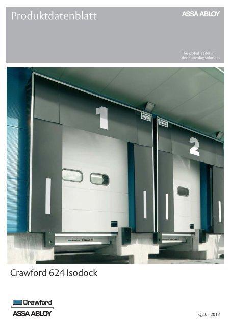 Produktdatenblatt - Crawford hafa GmbH