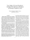 Case Study of Natural Population Collapse: Post-Hurricane ... - Page 7