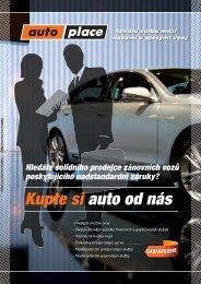 Kupte si auto od nás - Auto Place