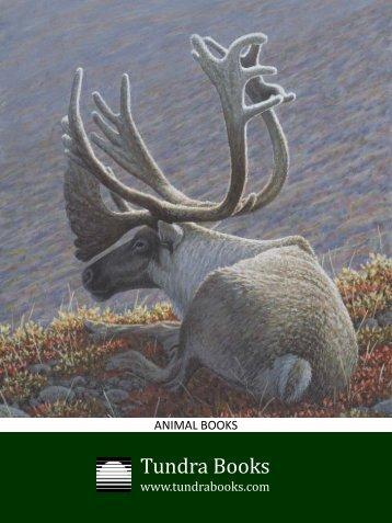 AnimalBooks - Tundra Books