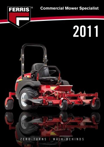 Commercial Mower Specialist - FIABA Srl
