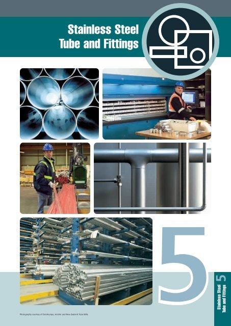 Stainless Steel Tube and Fittings - Atlas Steels