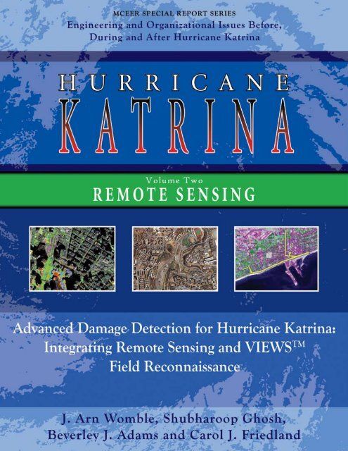 Advanced Damage Detection for Hurricane Katrina: Integrating ...