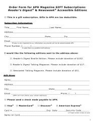 Download Gift Form, Print & Mail - American Printing House for the ...