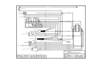 perkins 1104d tier iii wiring & engine run troubleshooting electro connect wiring system kubota engine wiring diagram waterous