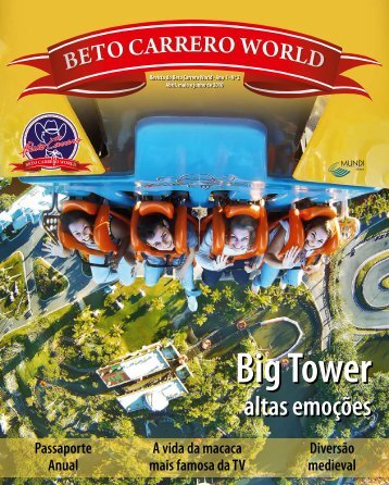 Ano 1 - Nº 2 - Beto Carrero World