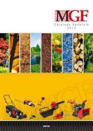 Catalogo Generale 2012 - FIABA Srl