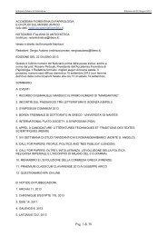 22 Giugno 2013 - Accademia Fiorentina