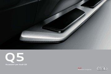 Accessori per Audi Q5
