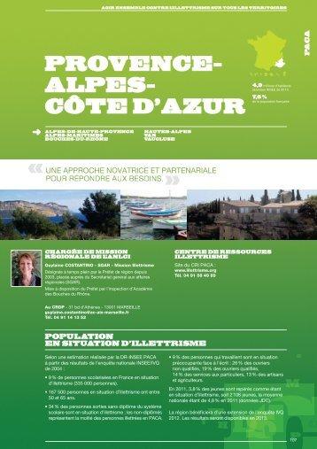 Télécharger l'état des lieux 2012_PACA - Agence Nationale de ...