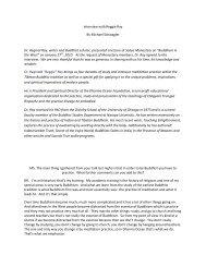 download the PDF - the Sakya Monastery of Tibetan Buddhism