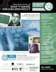 software measurement - SQE.com