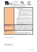 Výzva k podání nabídek - SŠ Pohoda - Page 4