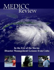 In the Eye of the Storm - Medical Education Cooperation with Cuba