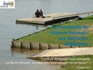 Analyse du tissu économique des bords de Seine entre ... - AUDESO