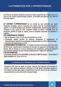 FORMATION DE MONITEUR ÉDUCATEUR - Arifts - Page 7