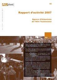 Télécharger le document - Agence d'urbanisme (AUDAT)
