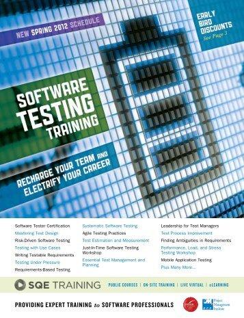 Testing - SQE.com