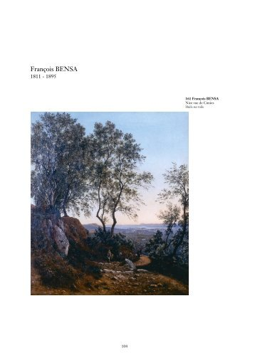 Academie Nissart 97/225 - Le Pays de Nice et ses Peintres