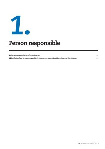 1. Persons responsible (PDF, 70 Kb) - Shareholders and investors