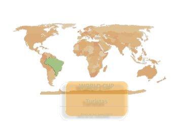 WORLD CUP Turistas - Dados e Fatos