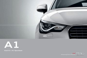 Audi A1 | A1 Sportback