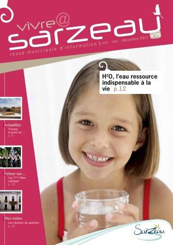 actualités - Sarzeau